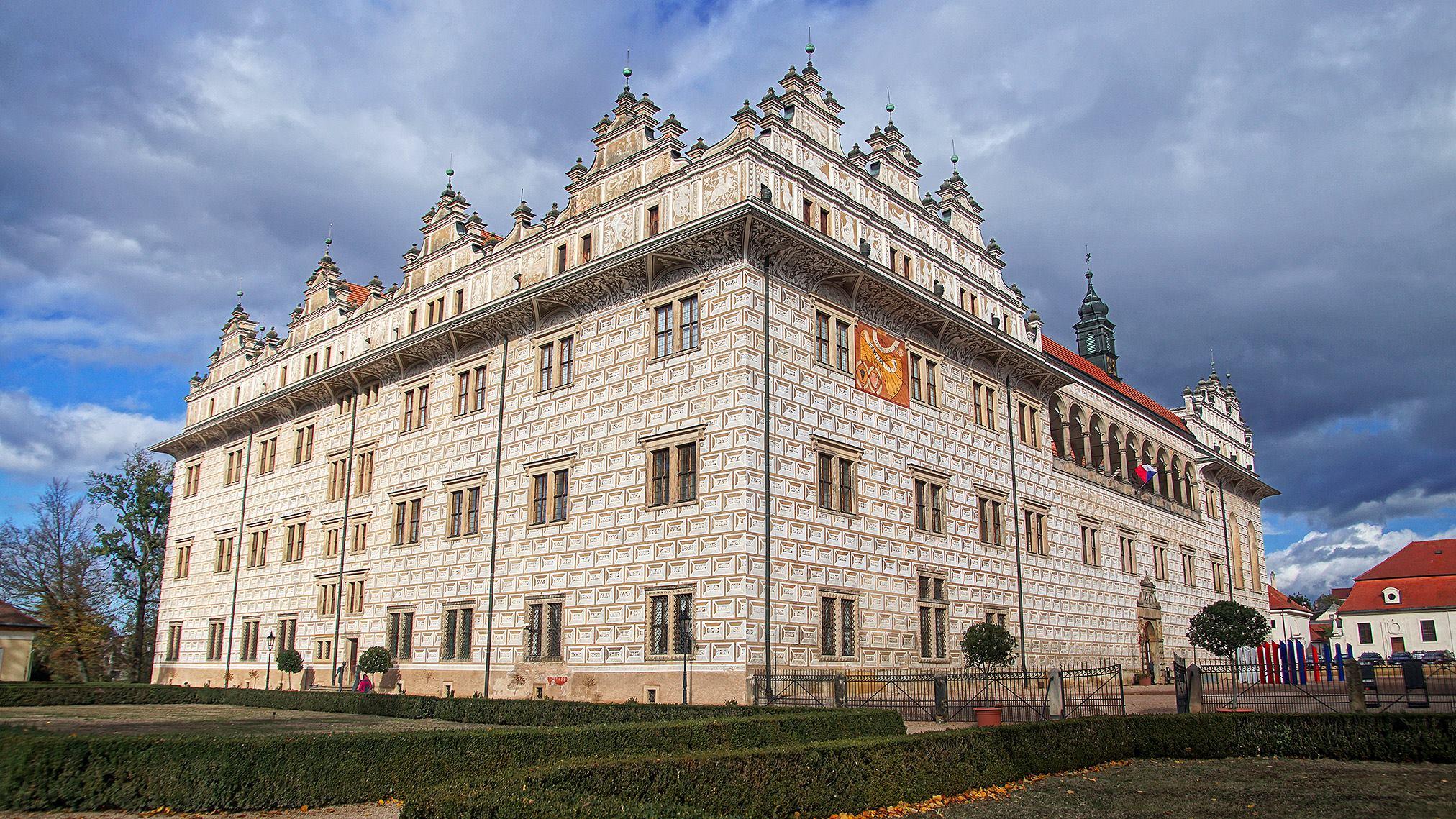 Zamek Litomyšl