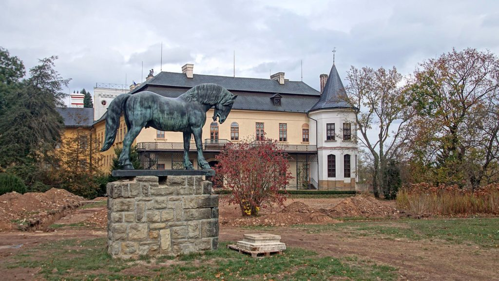 Pałac Slatiňany